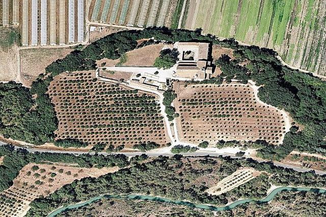 Abbaye de Silvacane de La Roque-d'Anthéron