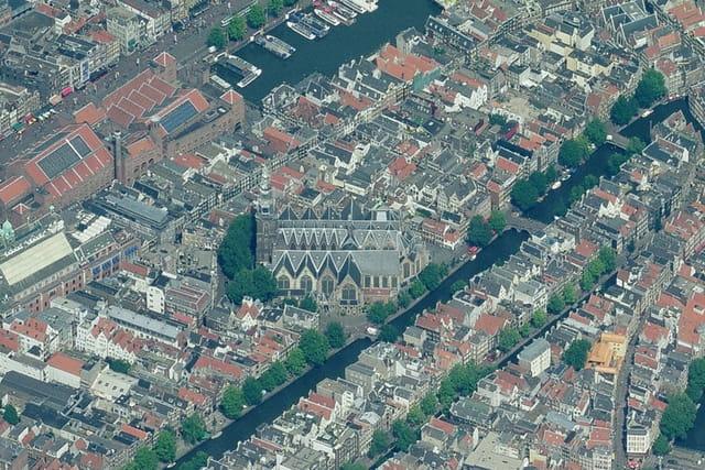 Oude Kerk d'Amsterdam
