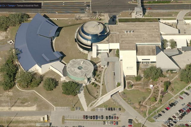 Le musée des sciences et de l'industrie