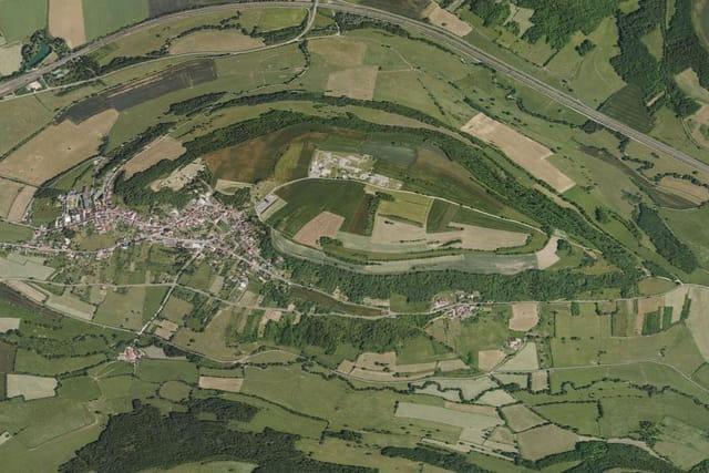 Le mont Auxois