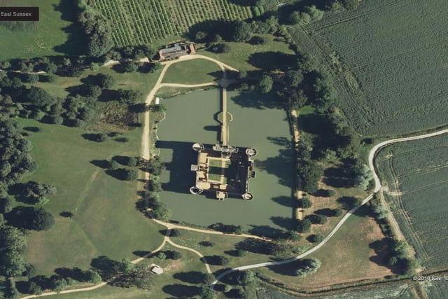 Le château de Bodiam