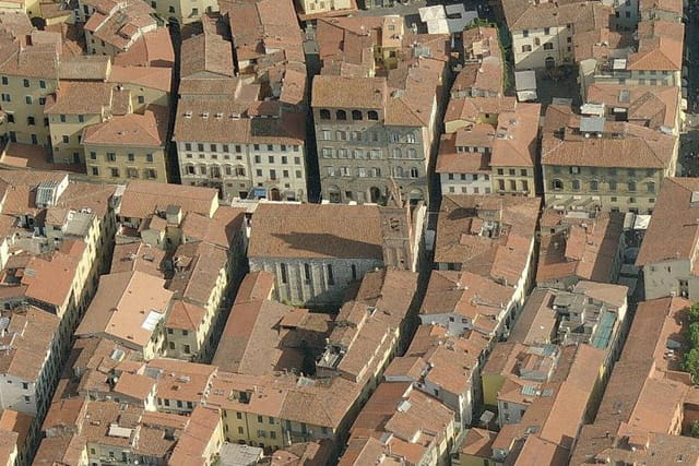L'église de Saint-Jean-hors-les-Murs