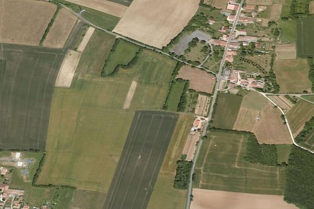 Le Marais desséché