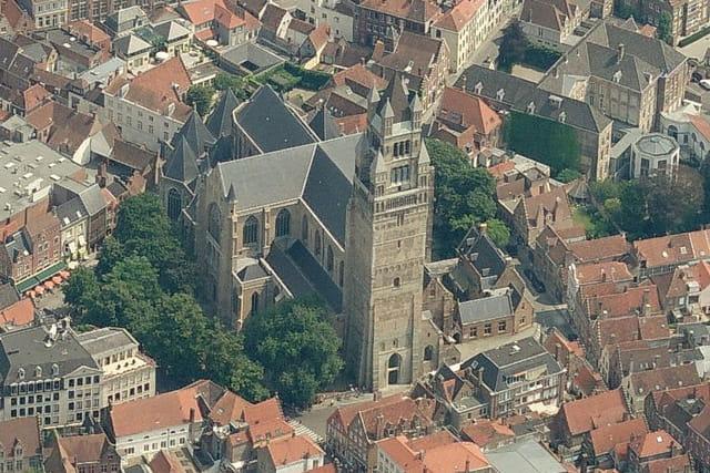 Cathédrale Sain-Sauveur de Bruges