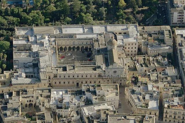 La basilique Santa Croce