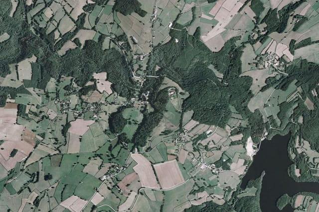 Le château de Chastellux-sur-Cure
