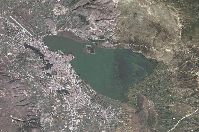 L'île lacustre de Ioannina