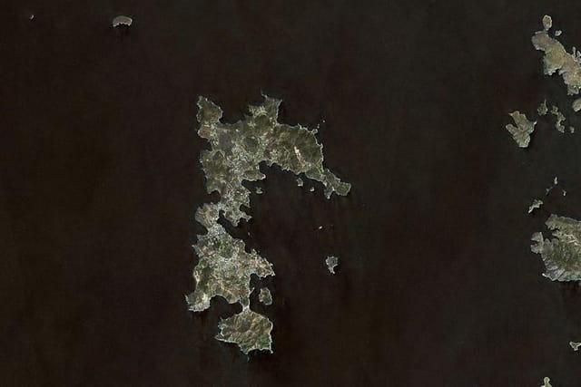 L'île de Pátmos