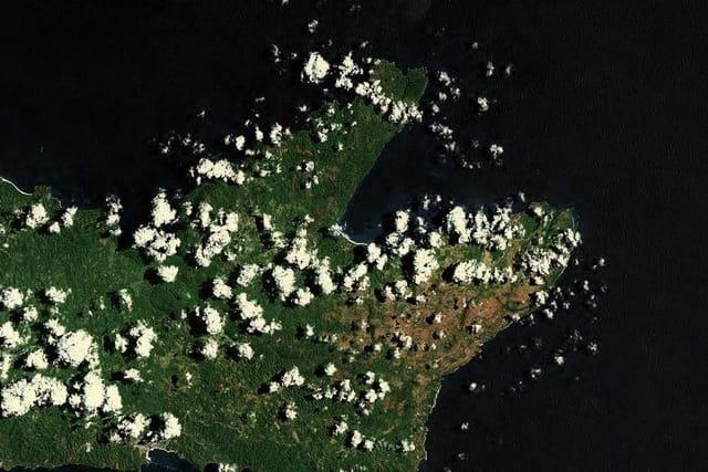 La baie de Rincón