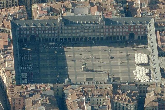 Le vieux Madrid