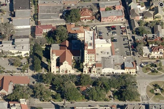 La cathédrale-basilique de Saint-Augustine