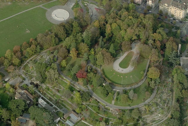 Parc de Montriond et jardin botanique de Lausanne