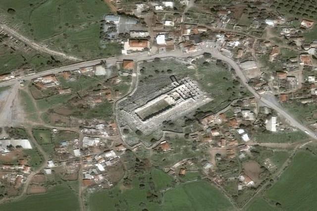 Le temple de Didymes