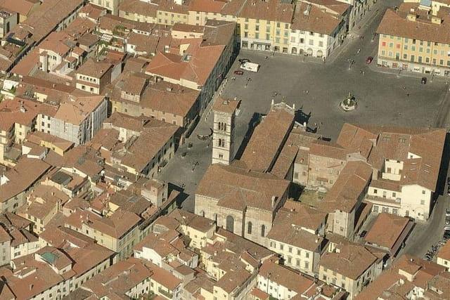 Le dôme de Santo Stefano