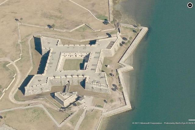 Le monument national du château de San Marcos