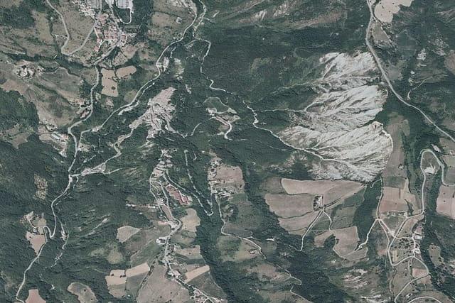 Le parc national du Gran Sasso-Monti della Laga