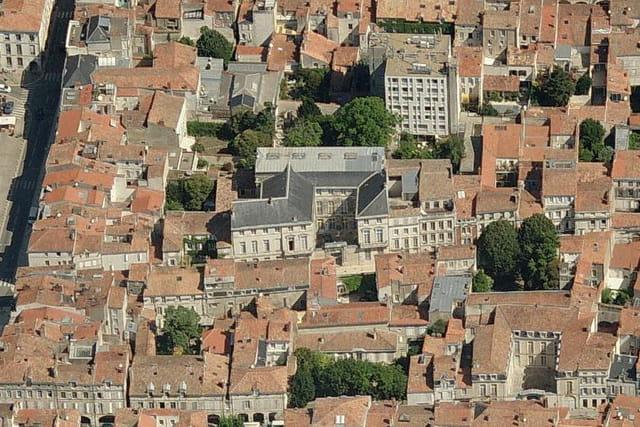 Le musée des Beaux-arts de La Rochelle