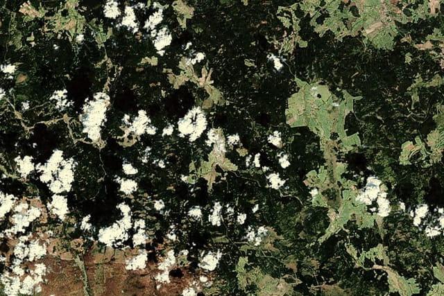 Parc National et région naturelle protégée de la Šumava