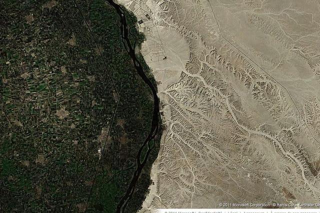 Le site de Beni Hassan