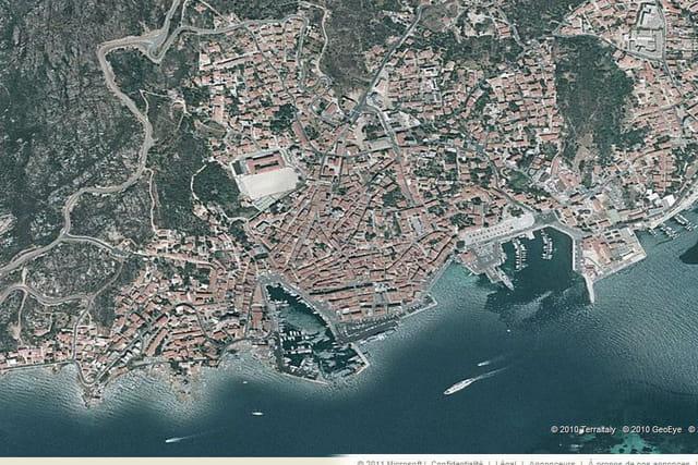 Le port de Cala Gavetta