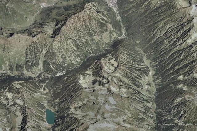 La vallée de Jéret