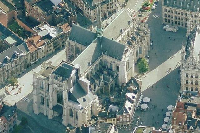 Le trésor de l'église Saint-Pierre de Louvain