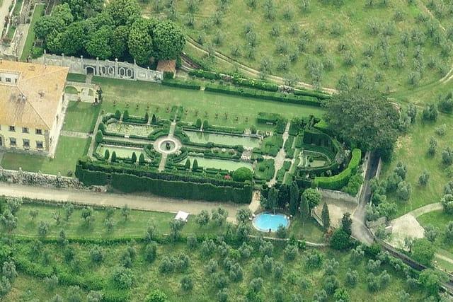 Les jardins de la Villa Gamberaia