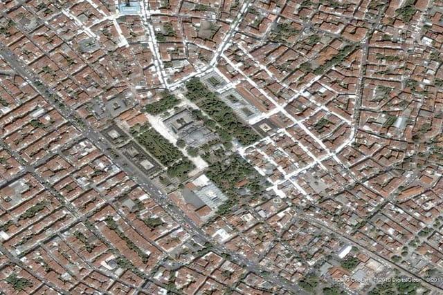 Le complexe impérial du sultan Fatih Mehmet