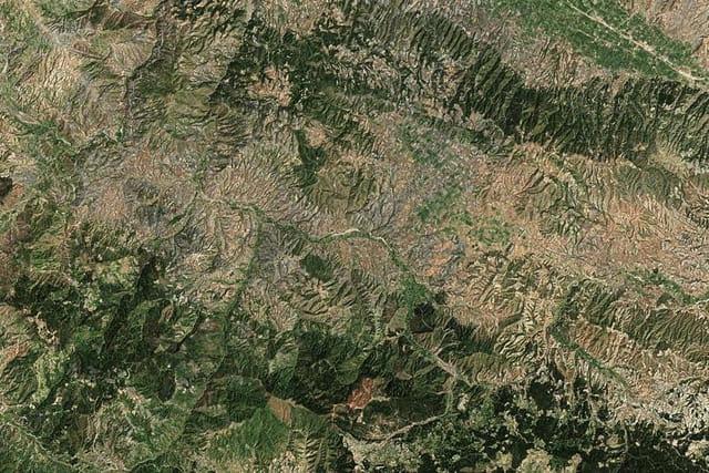La vallée de Kizil Çukur