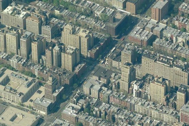 Le quartier de Upper West Side