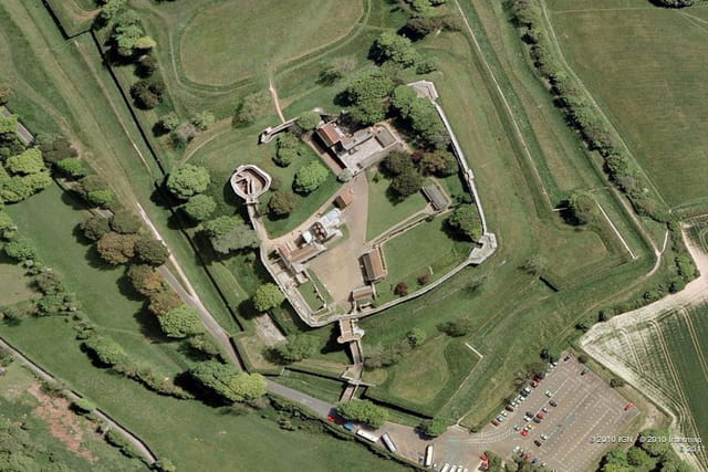 Le château de Carisbrooke