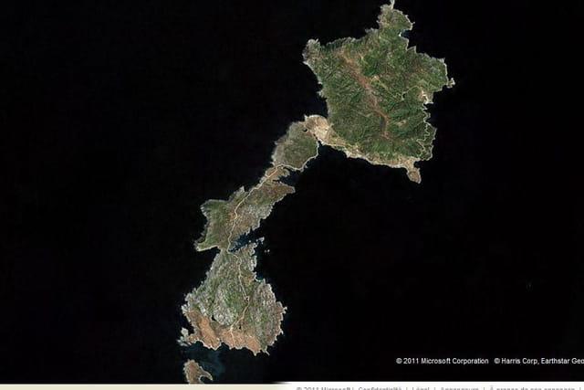 Le parc national de l'Asinara