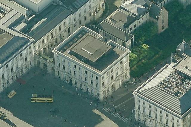 Le musée Magritte de Bruxelles