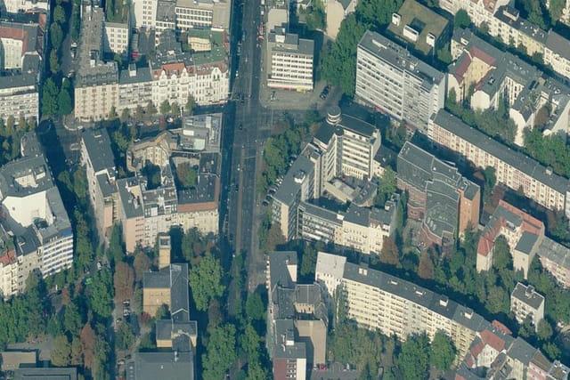 Le quartier Wilmersdorf