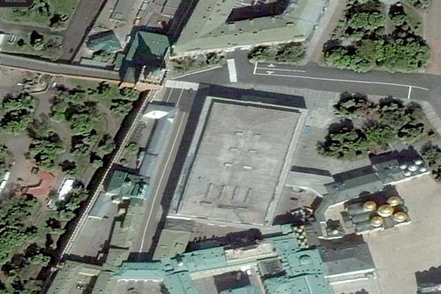 Le palais des Patriarches