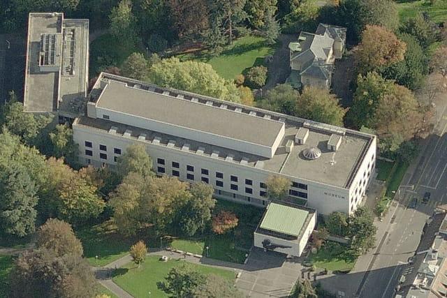 Musée d'Histoire Naturelle de Genève
