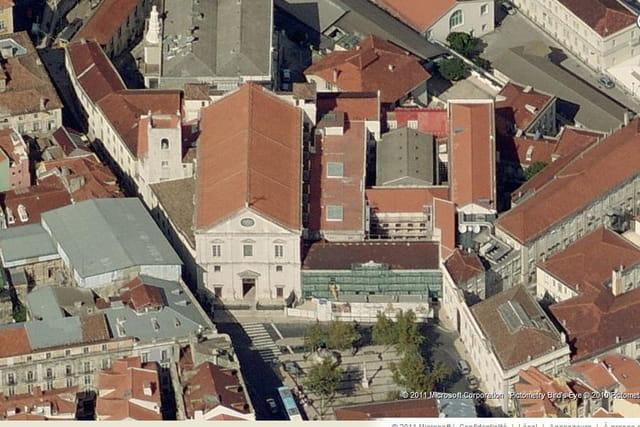 L'église de São Roque