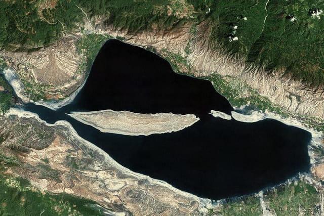 Le parc national Isla Cabritos