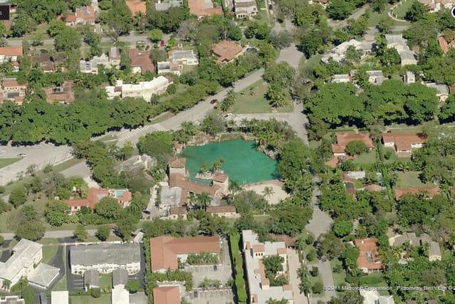 La Venetian Pool