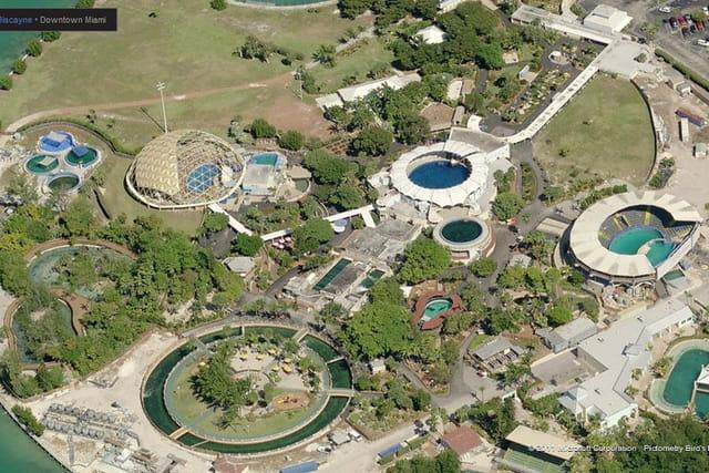 L'aquarium marin de Miami