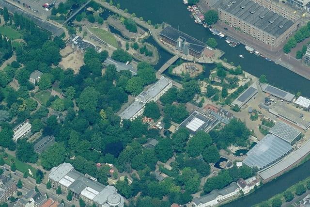 L'Artis Zoo d'Amsterdam