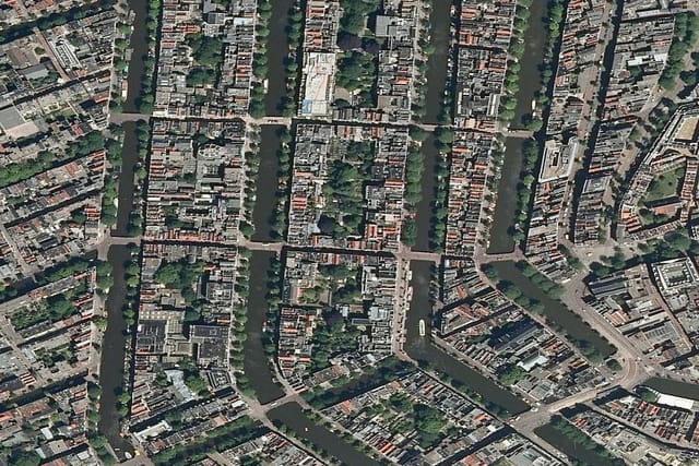 Les maisons Cromhout