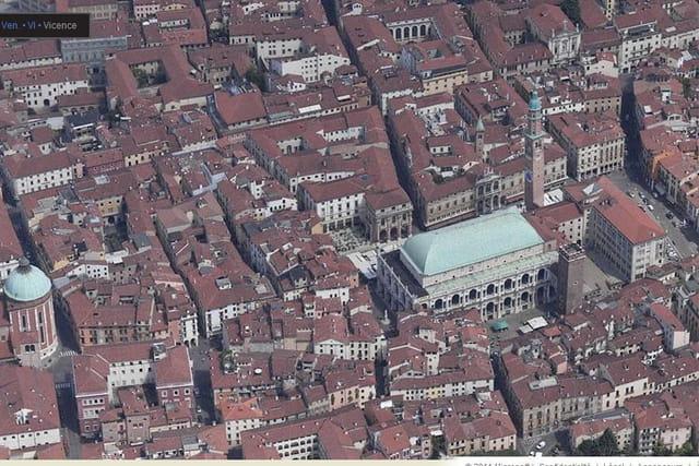 La basilique Palladienne