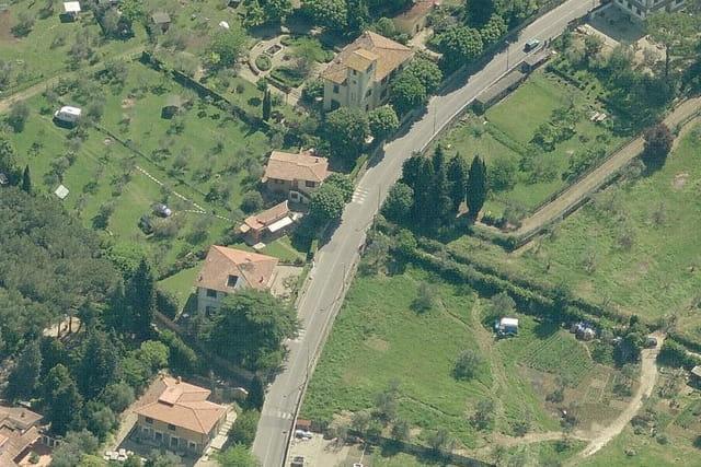 Le boulevard Gabriele d'Annunzio