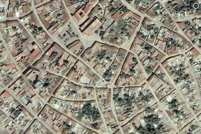 Le palais de Ortíz