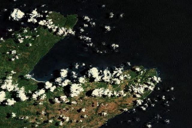 L'île Cayo Levantado