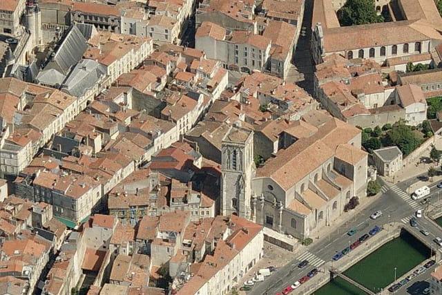 Le quartier ancien de La Rochelle