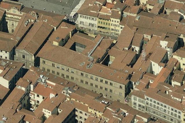 Le palais Medici-Riccardi