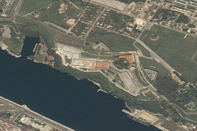 Les forteresses de Habana del Este