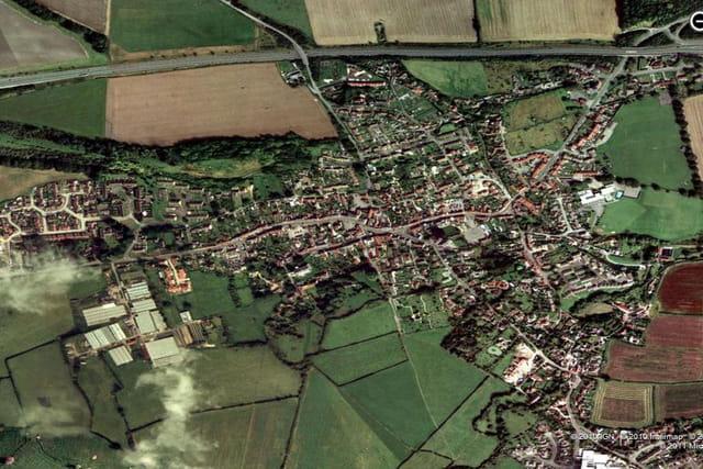 Le domaine de Stourhead